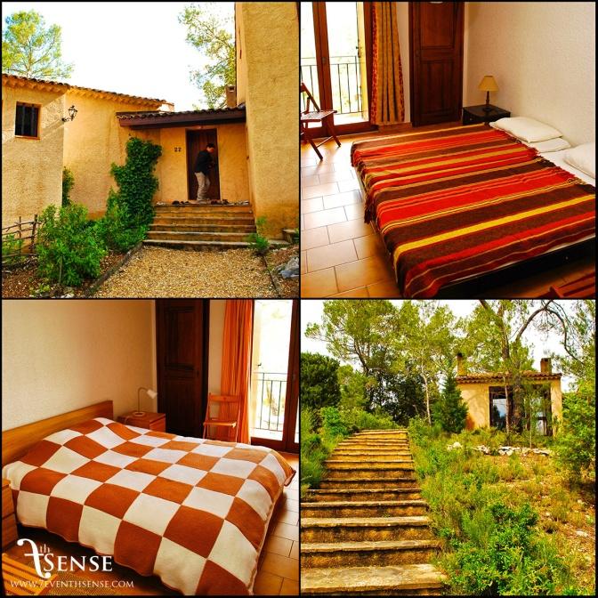 บ้านสีส้มและห้องนอนในโทนเดียวกัน